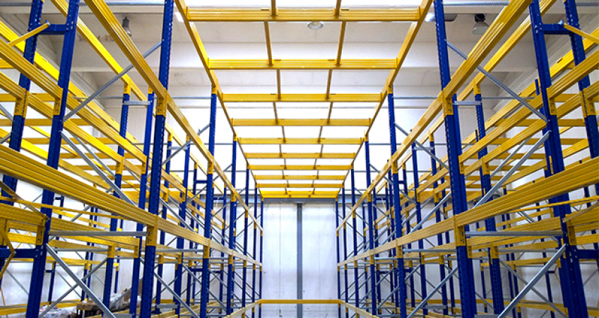 Scaffalature Iron System.Italiano Assembly Of Industrial Shelving Systems Why
